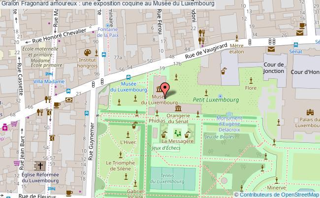 plan Fragonard Amoureux : Une Exposition Coquine Au Musée Du Luxembourg