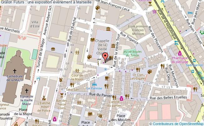 plan Futurs : Une Exposition événement à Marseille
