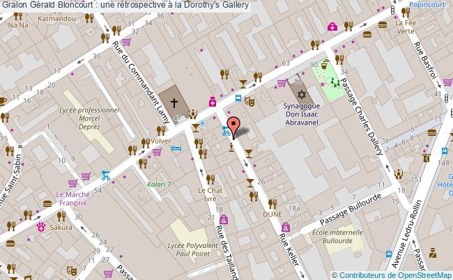 plan Gérald Bloncourt : Une Rétrospective à La Dorothy's Gallery