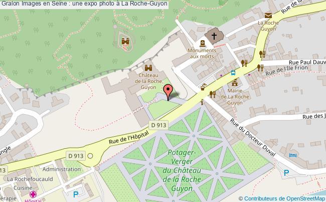 plan Images En Seine : Une Expo Photo à La Roche-guyon