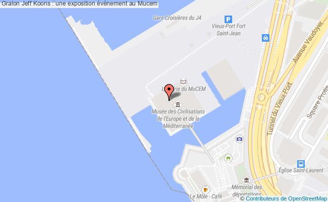 plan Jeff Koons : Une Exposition événement Au Mucem