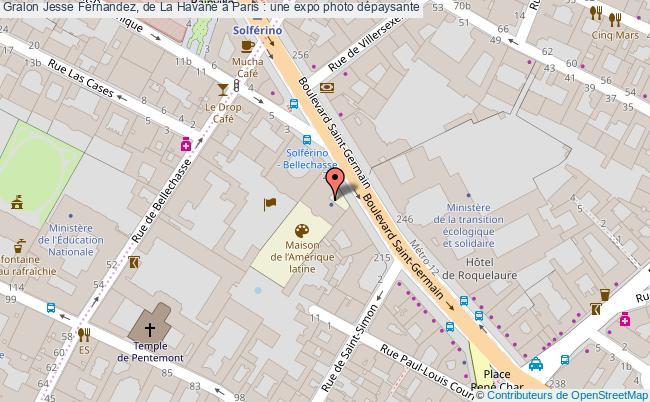 plan Jesse Fernandez, De La Havane à Paris : Une Expo Photo Dépaysante