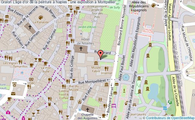 plan L'âge D'or De La Peinture à Naples : Une Exposition à Montpellier