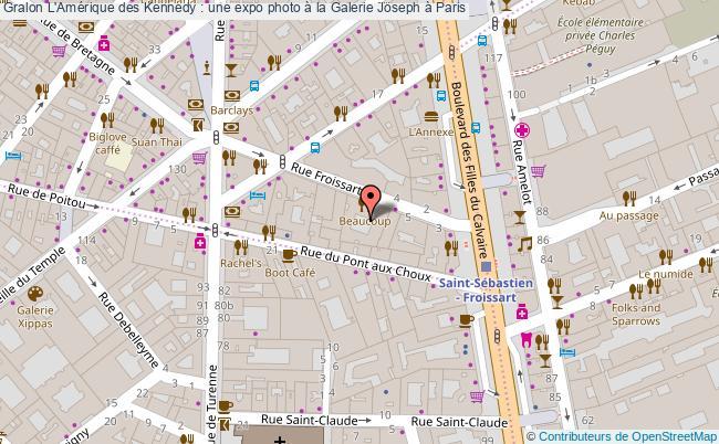 plan L'amérique Des Kennedy : Une Expo Photo à La Galerie Joseph à Paris