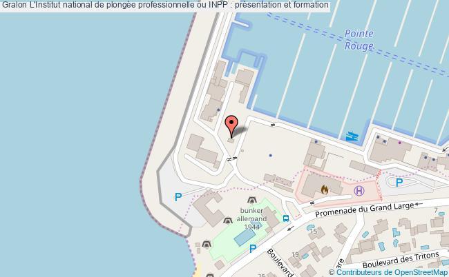 plan L'institut National De Plongée Professionnelle Ou Inpp : Présentation Et Formation
