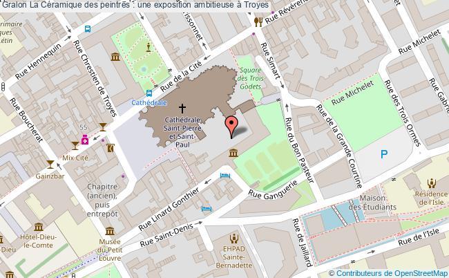 plan La Céramique Des Peintres : Une Exposition Ambitieuse à Troyes