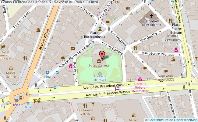 plan La Mode Des Années 50 S'expose Au Palais Galliera