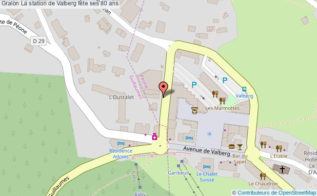 plan La Station De Valberg Fête Ses 80 Ans