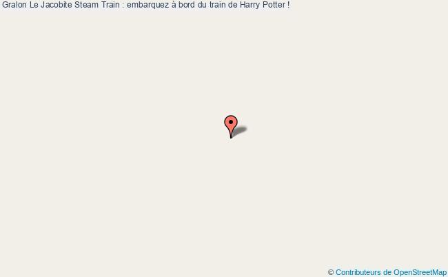 plan Le Jacobite Steam Train : Embarquez à Bord Du Train De Harry Potter !