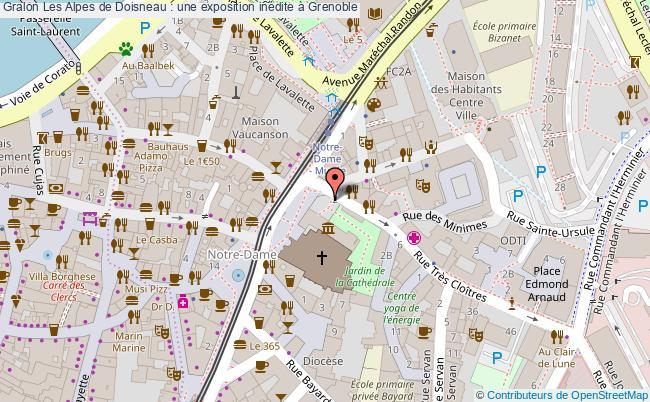 plan Les Alpes De Doisneau : Une Exposition Inédite à Grenoble