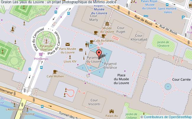 plan Les Yeux Du Louvre : Un Projet Photographique De Mimmo Jodice