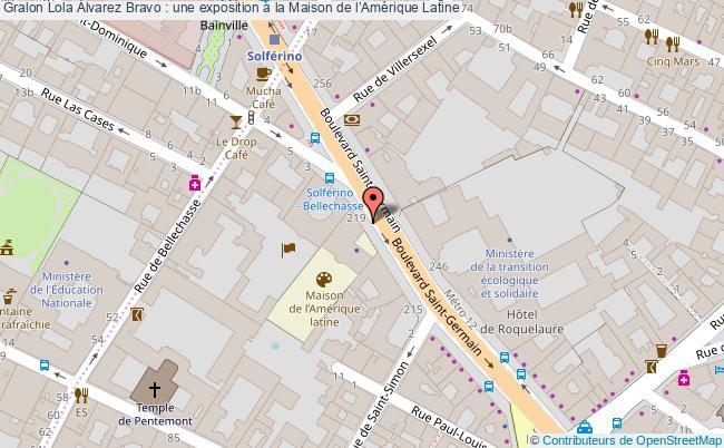 plan Lola Álvarez Bravo : Une Exposition à La Maison De L'amérique Latine