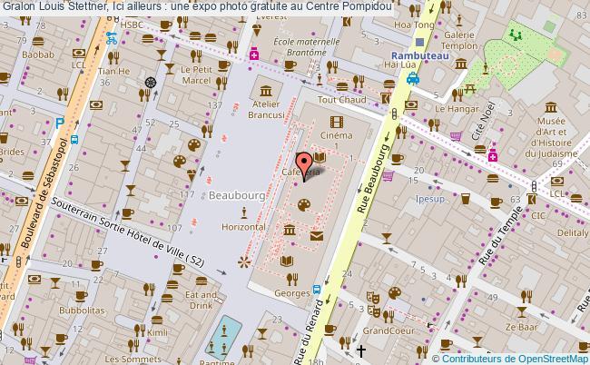 plan Louis Stettner, Ici Ailleurs : Une Expo Photo Gratuite Au Centre Pompidou