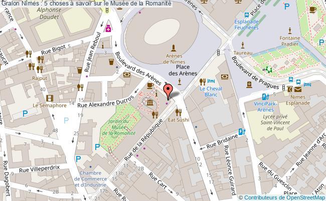 plan Nîmes : 5 Choses à Savoir Sur Le Musée De La Romanité