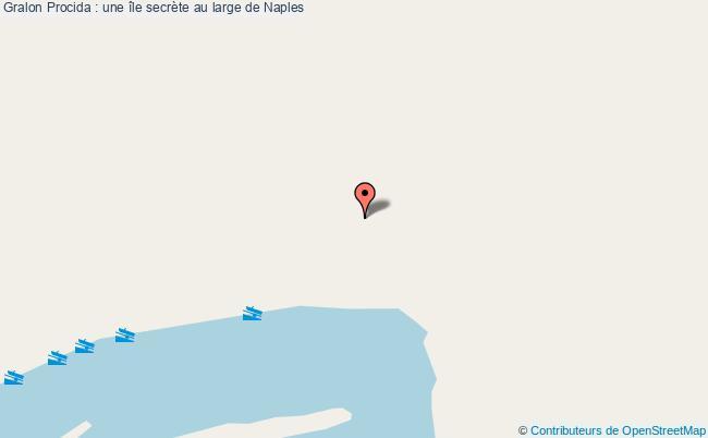 plan Procida : Une île Secrète Au Large De Naples