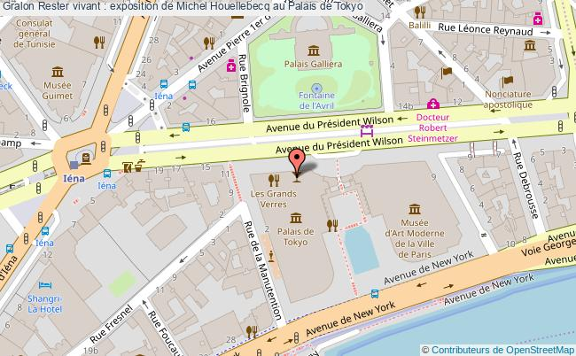 plan Rester Vivant : Exposition De Michel Houellebecq Au Palais De Tokyo