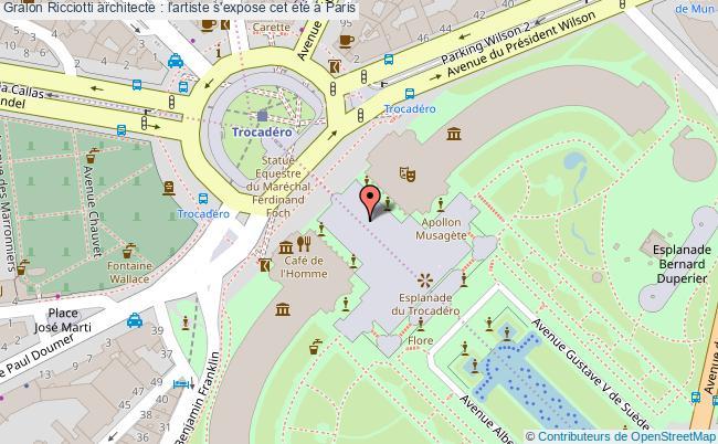 plan Ricciotti Architecte : L'artiste S'expose Cet été à Paris