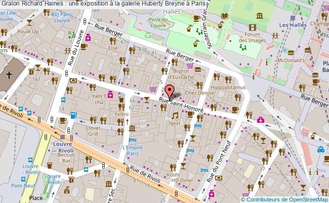 plan Richard Haines : Une Exposition à La Galerie Huberty Breyne à Paris