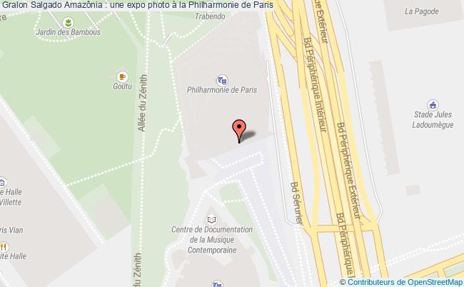 plan Salgado Amazônia : Une Expo Photo à La Philharmonie De Paris