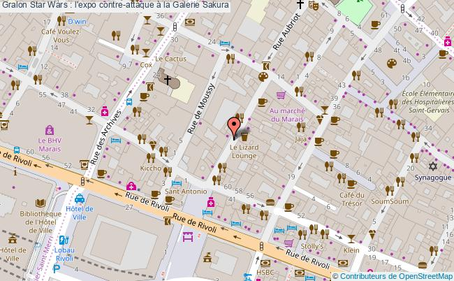plan Star Wars : L'expo Contre-attaque à La Galerie Sakura