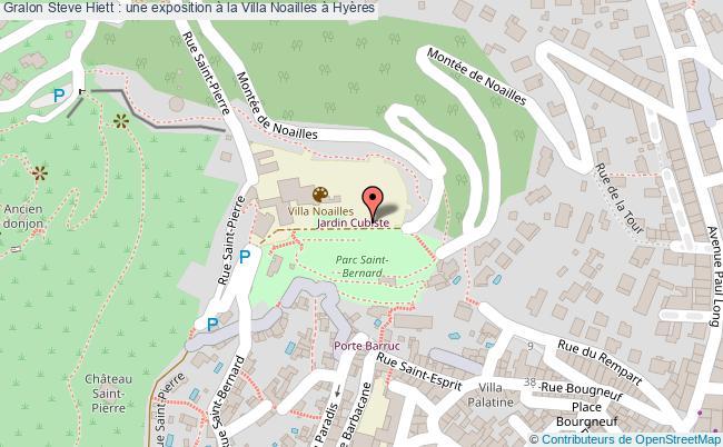 plan Steve Hiett : Une Exposition à La Villa Noailles à Hyères