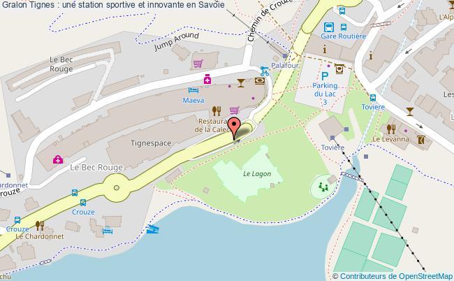 plan Tignes : Une Station Sportive Et Innovante En Savoie