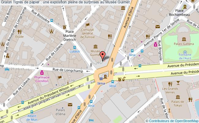 plan Tigres De Papier : Une Exposition Pleine De Surprises Au Musée Guimet