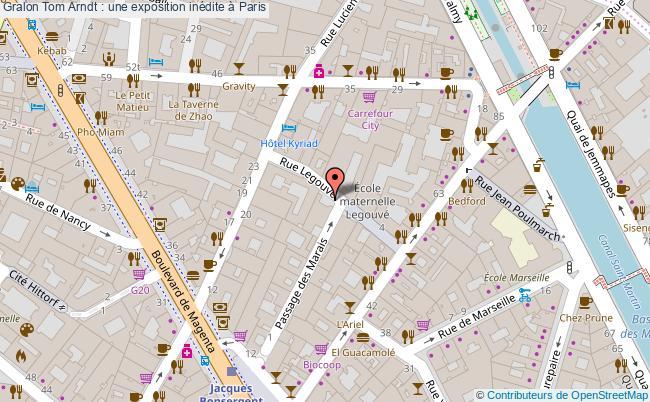 plan Tom Arndt : Une Exposition Inédite à Paris