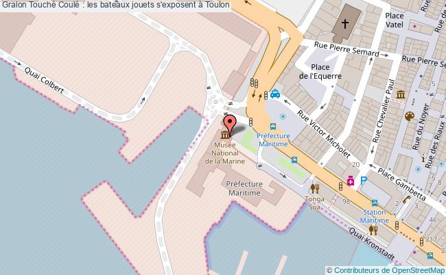 plan Touché Coulé : Les Bateaux Jouets S'exposent à Toulon