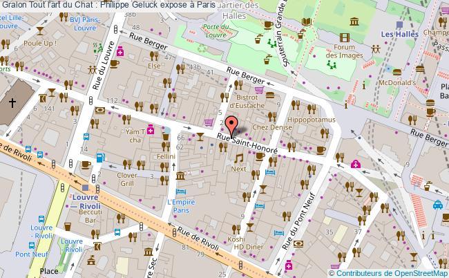 plan Tout L'art Du Chat : Philippe Geluck Expose à Paris