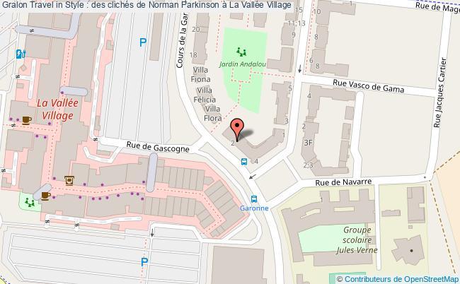 plan Travel In Style : Des Clichés De Norman Parkinson à La Vallée Village