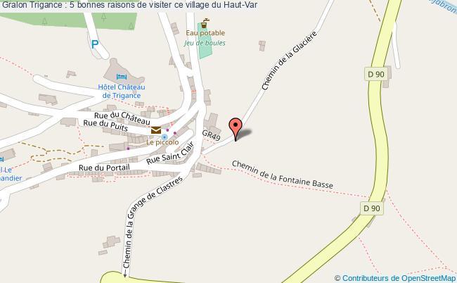 plan Trigance : 5 Bonnes Raisons De Visiter Ce Village Du Haut-var
