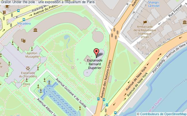 plan Under The Pole : Une Exposition à L'aquarium De Paris