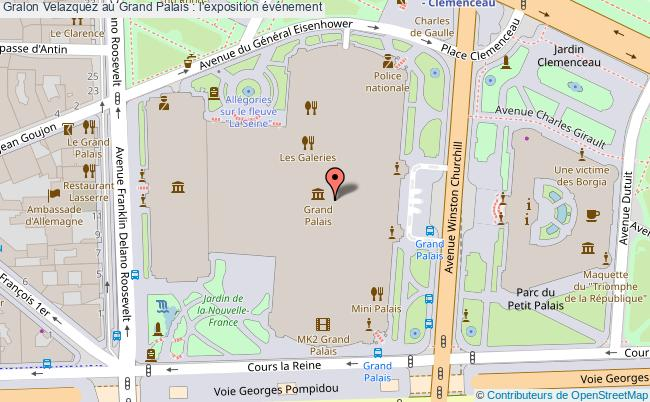 plan Velazquez Au Grand Palais : L'exposition événement