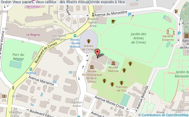 plan Vieux Papiers, Vieux Cailloux : Des Trésors Insoupçonnés Exposés à Nice