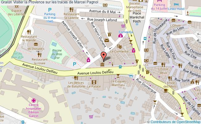 plan Visiter La Provence Sur Les Traces De Marcel Pagnol