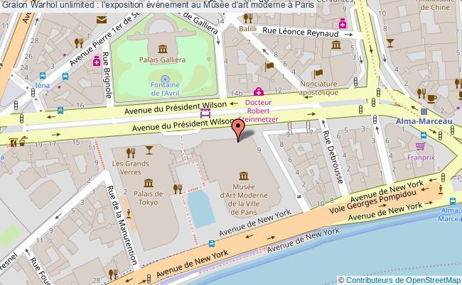 plan Warhol Unlimited : L'exposition événement Au Musée D'art Moderne à Paris