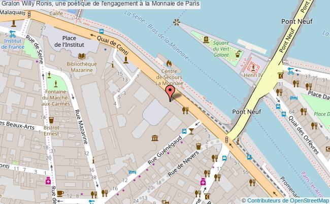 plan Willy Ronis, Une Poétique De L'engagement à La Monnaie De Paris