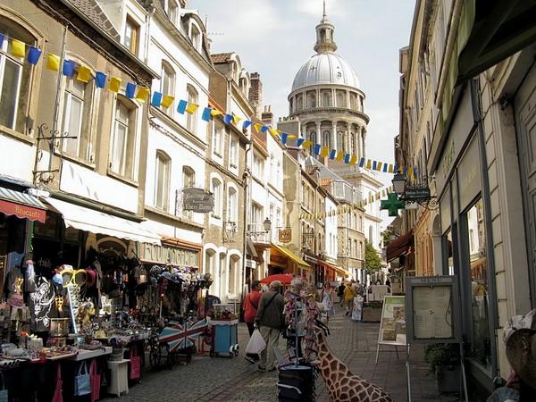 Boulogne sur mer 6 visites incontournables - Les jardins de la matelote boulogne sur mer ...