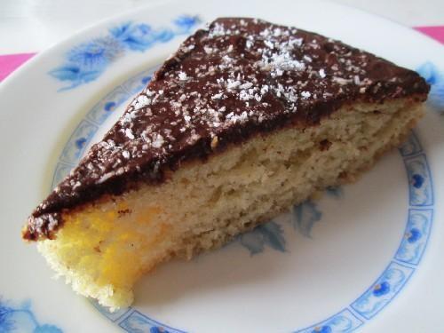 le moelleux coco glaçage chocolat : une recette gourmande