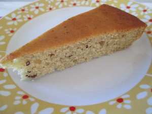 Gateau de riz simple