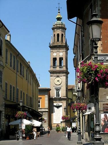 Parme en italie une ville entre culture et gastronomie for Rue de parme