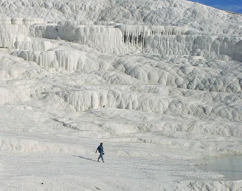 Pamukkale Un Site Naturel Etonnant En Turquie