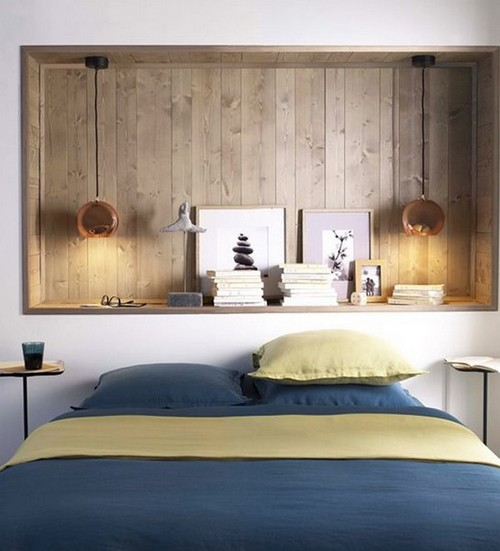 tendance d co 5 fa ons originales d 39 utiliser le lambris. Black Bedroom Furniture Sets. Home Design Ideas