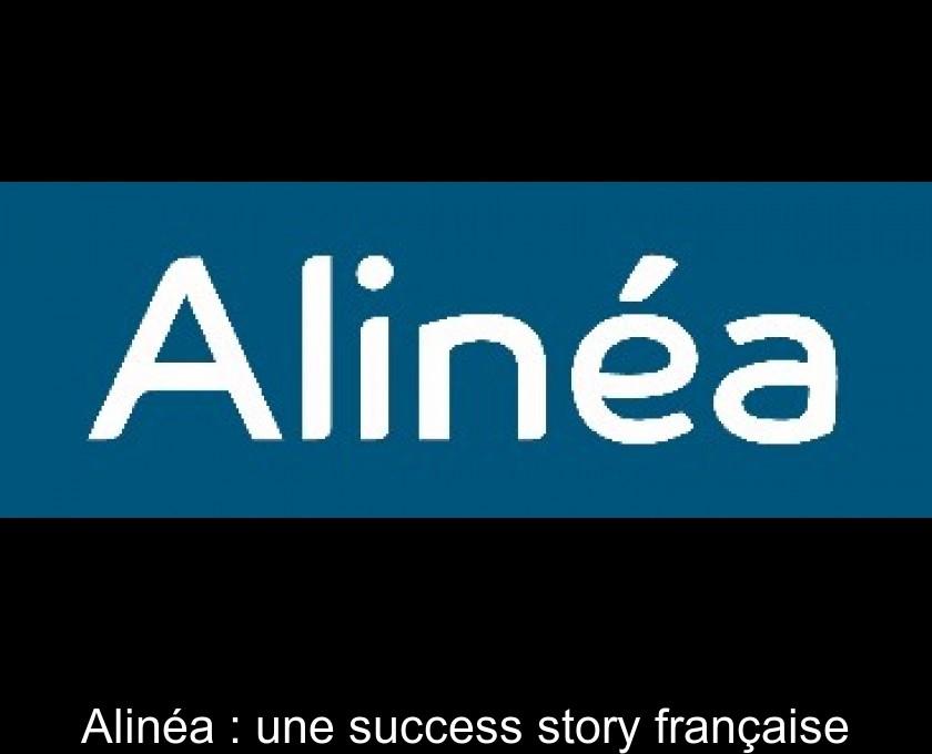 Alinea Une Success Story Francaise