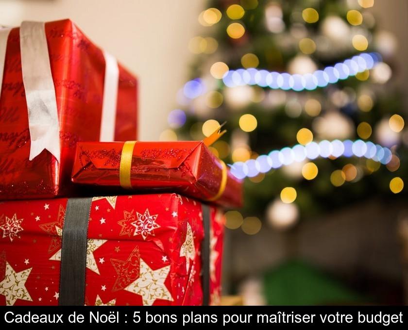 Cadeaux de Noël : 5 bons plans pour maîtriser votre budget