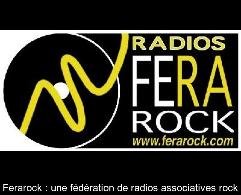 Ferarock : une fédération de radios associatives rock