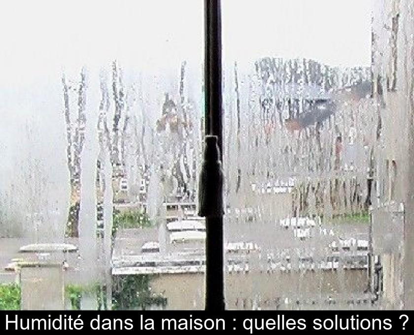 isolation maison humidité