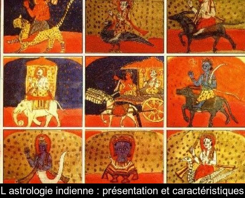 Carte De Voyance Indienne.L Astrologie Indienne Presentation Et Caracteristiques