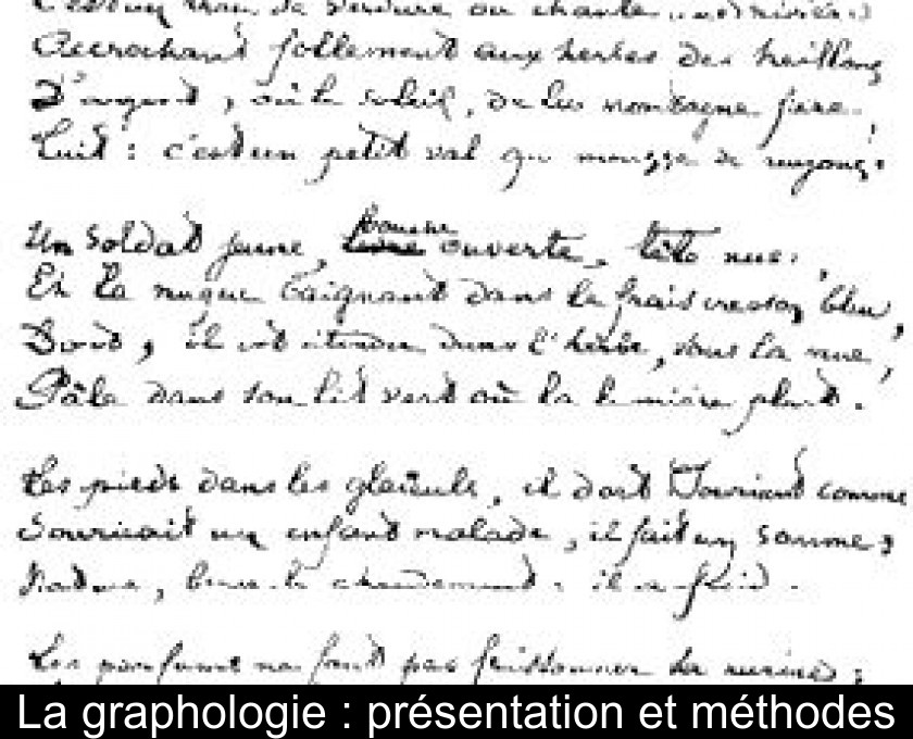lettre de motivation manuscrite signification